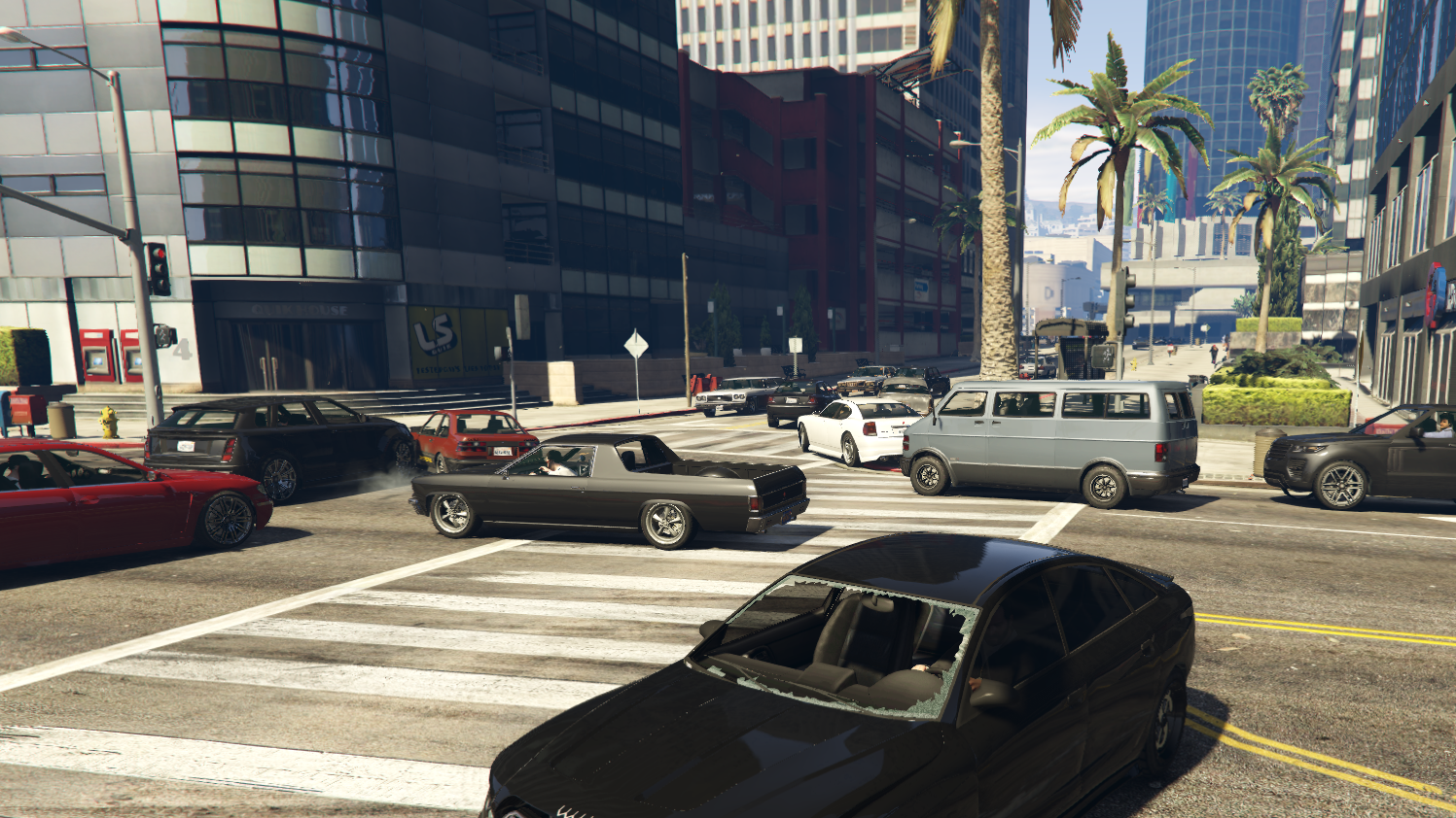 Population and Vehicle Increase MAX! - GTA5-Mods com