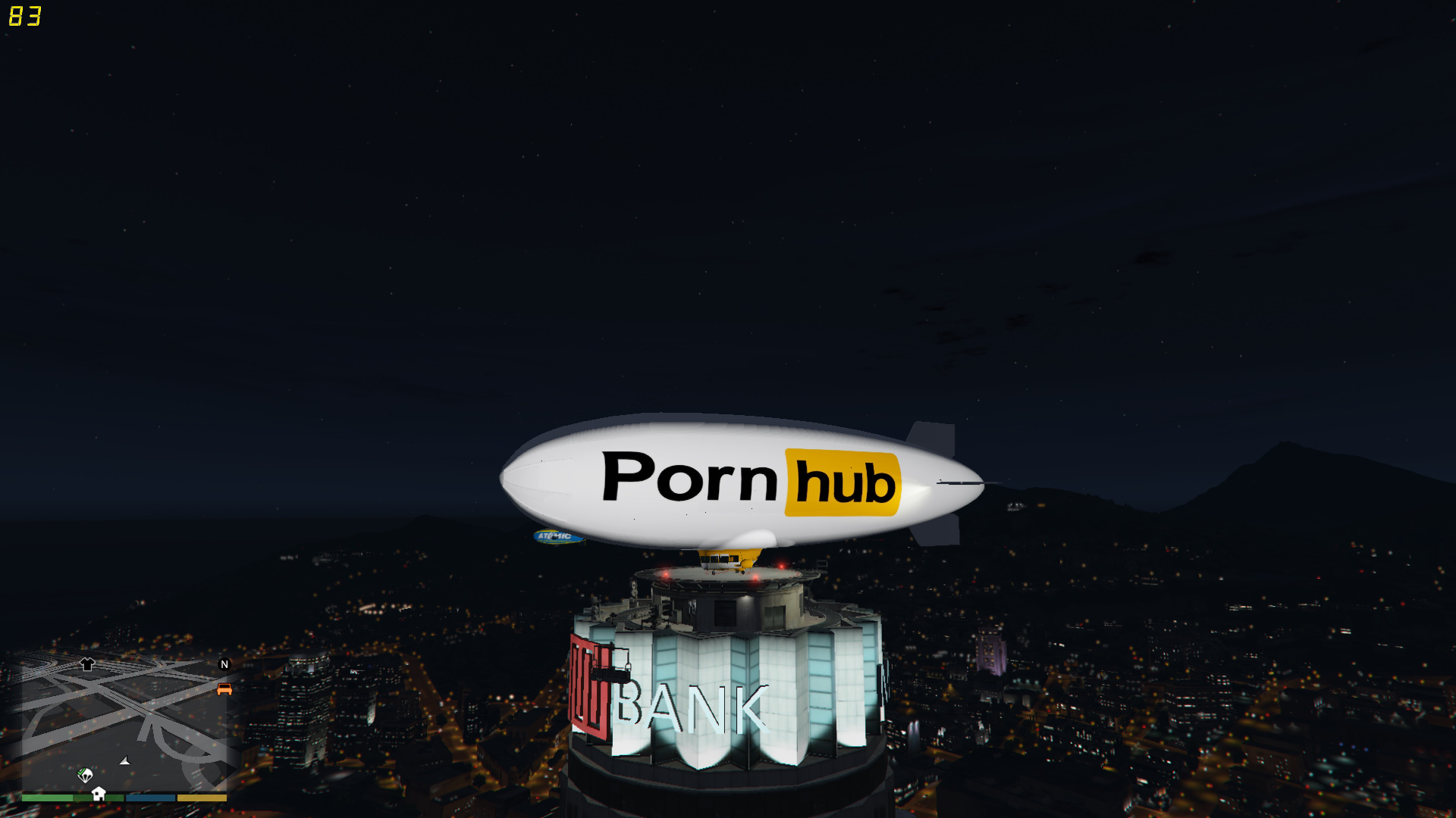 Por n HU b