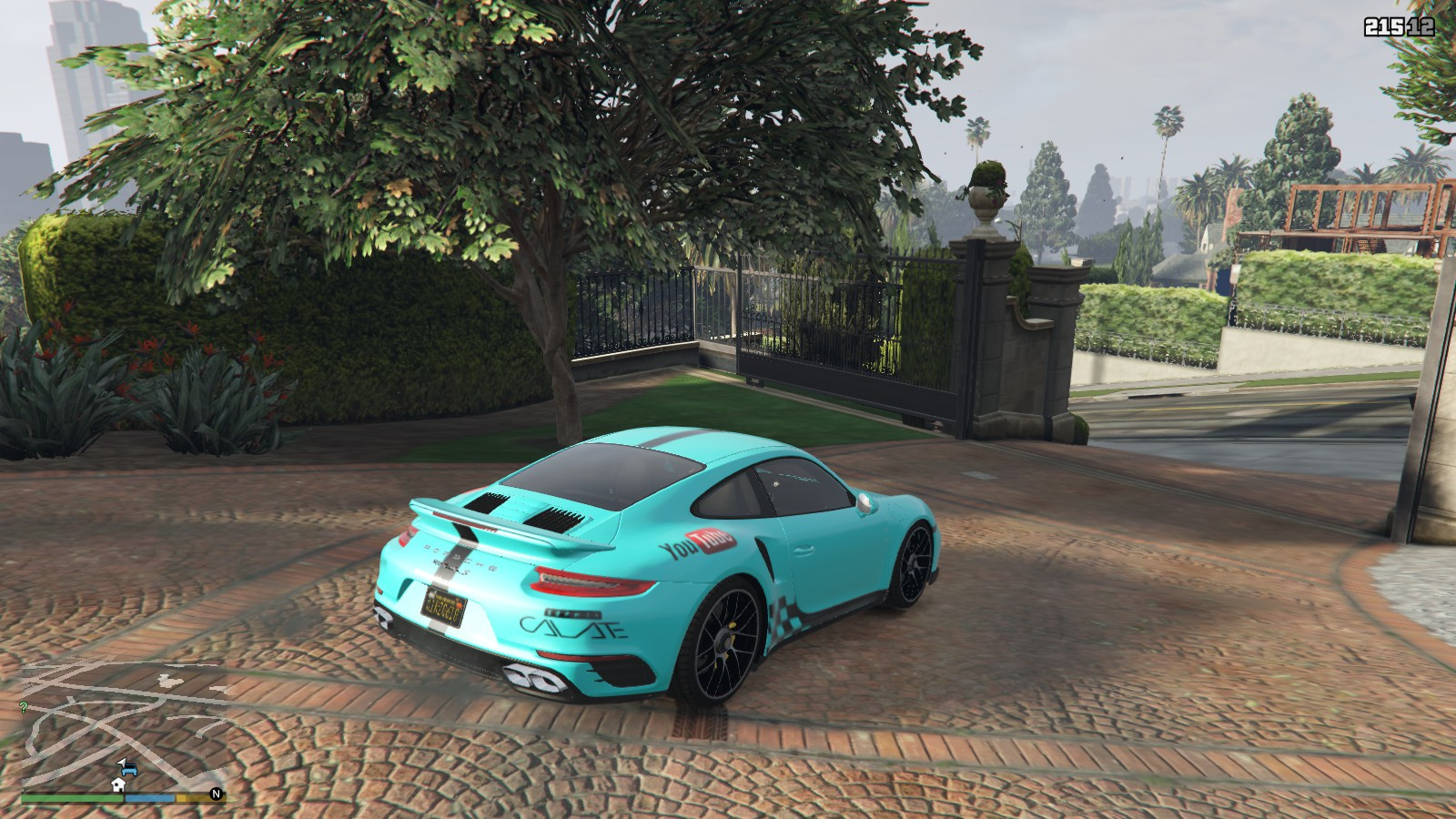 porsche 911 r turbo livery sophia calate cars and. Black Bedroom Furniture Sets. Home Design Ideas