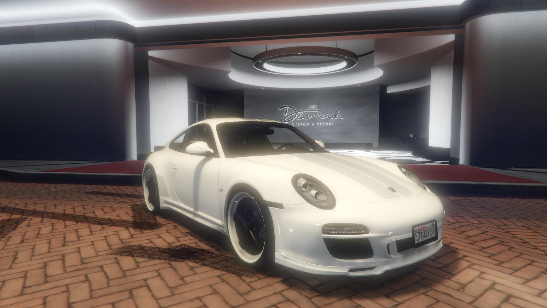 Porsche 911 Sport Classic (997) 2010