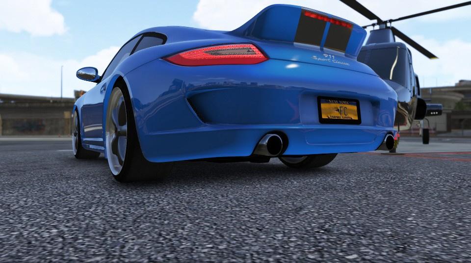 Porsche 911 Sport Classic 997 2010 Hqadd Onreplaceanimatedhq