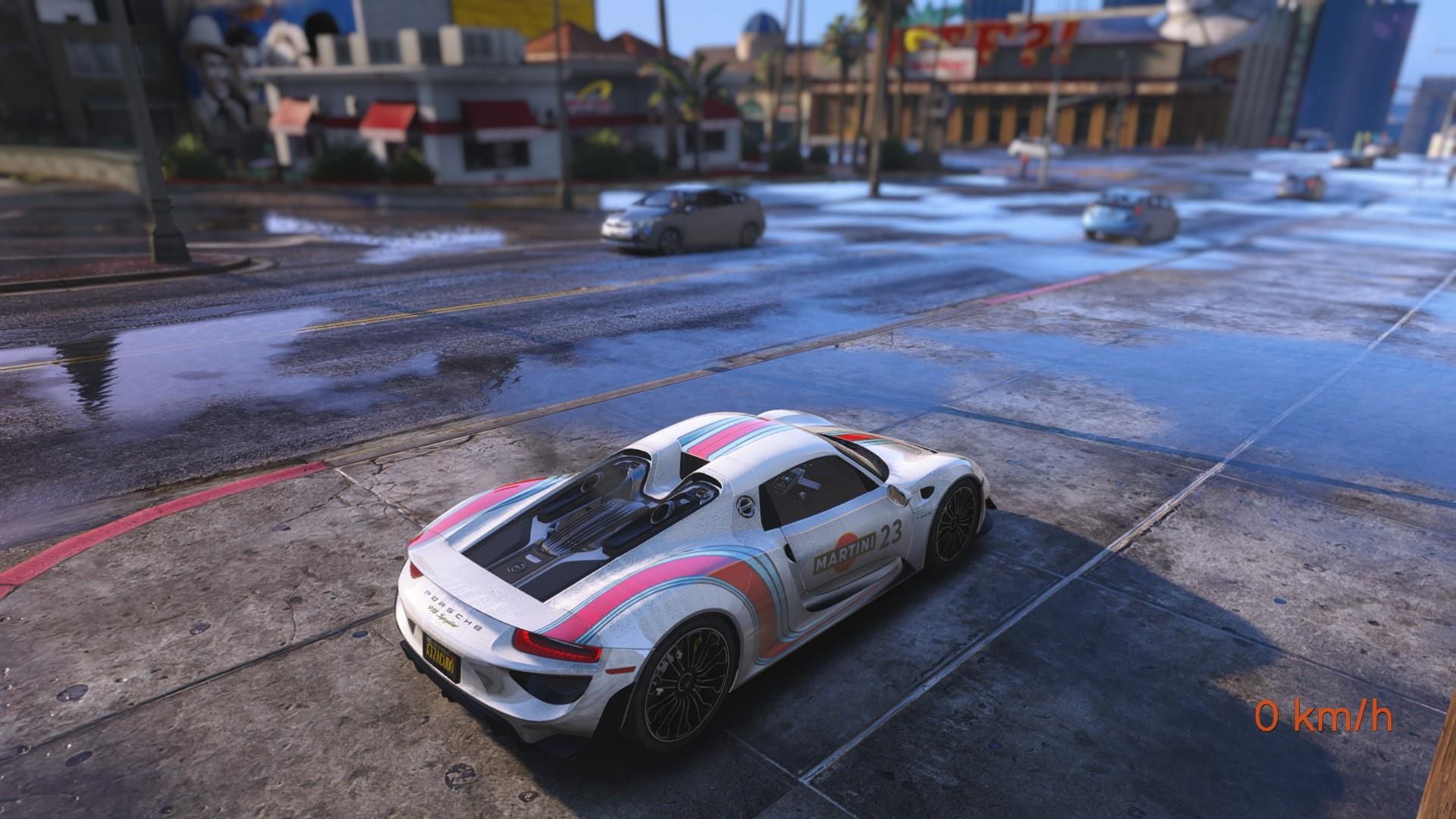5ae2a2-GTA5%202017-07-05%2021-29-31 Stunning Porsche 918 Spyder Paint Job Cars Trend