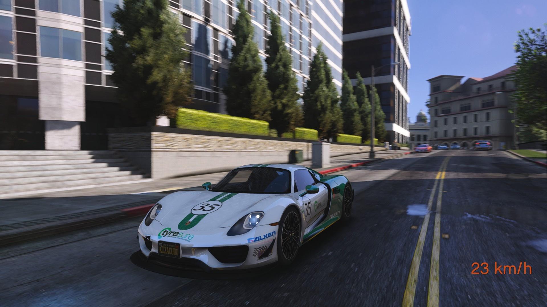 5ae2a2-GTA5%202017-07-05%2021-32-03 Stunning Porsche 918 Spyder Paint Job Cars Trend