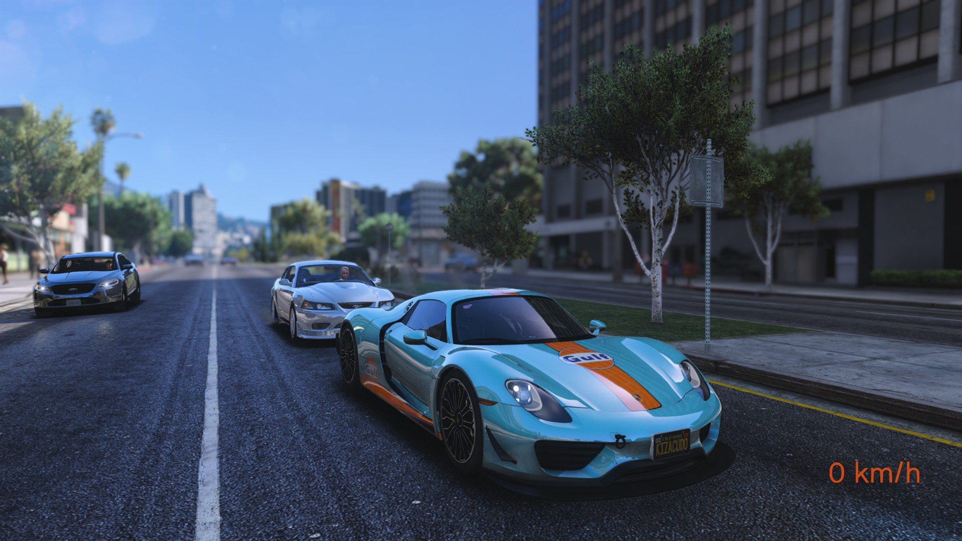 5ae2a2-GTA5%202017-07-05%2021-34-13 Stunning Porsche 918 Spyder Paint Job Cars Trend