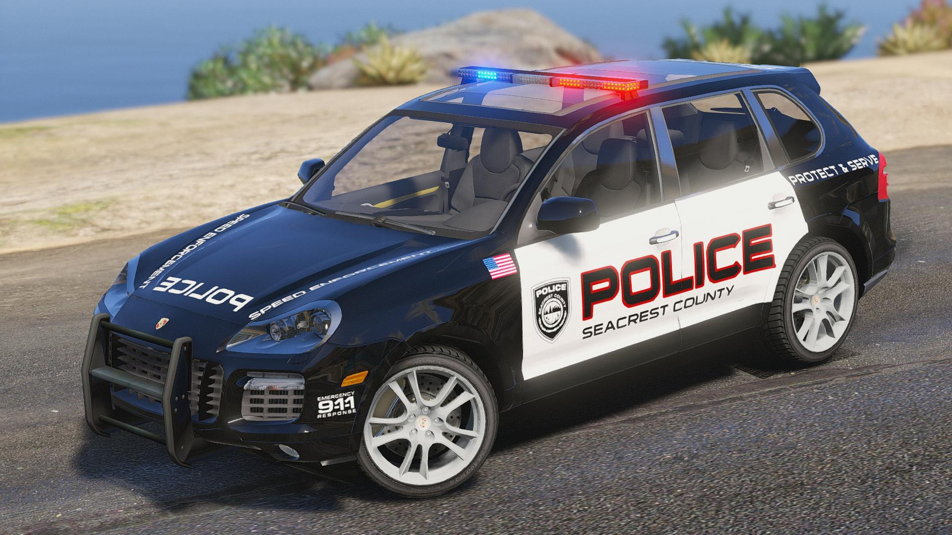 porsche cayenne need for speed hot pursuit police template gta5. Black Bedroom Furniture Sets. Home Design Ideas