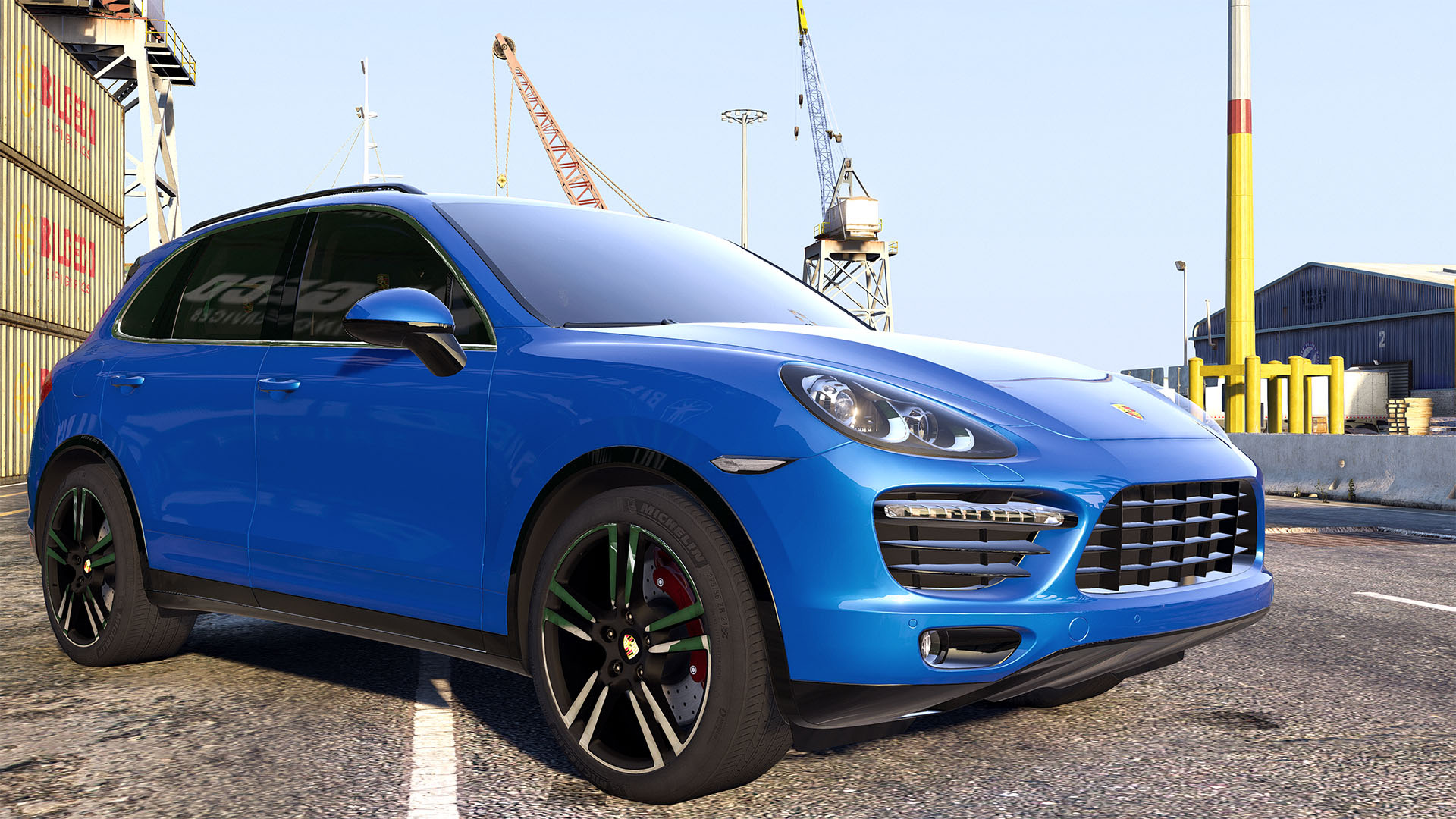 porsche cayenne turbo 2013 add on oiv analog digital dials v1 1 gta5. Black Bedroom Furniture Sets. Home Design Ideas
