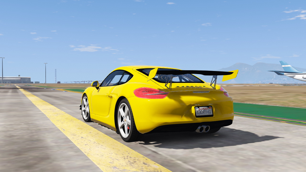 porsche cayman 981 gts replace tuning livery gta5. Black Bedroom Furniture Sets. Home Design Ideas