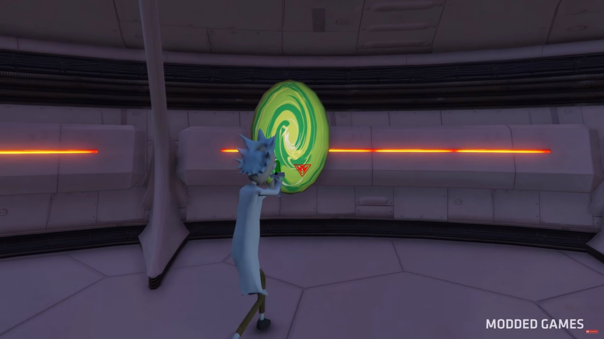 Portal Gun Script Rick And Morty Gta5 Mods