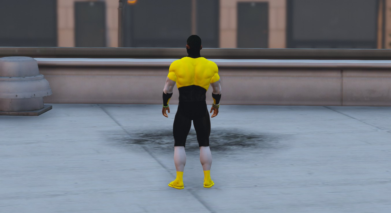 powerman from ultimate spiderman team gta5modscom