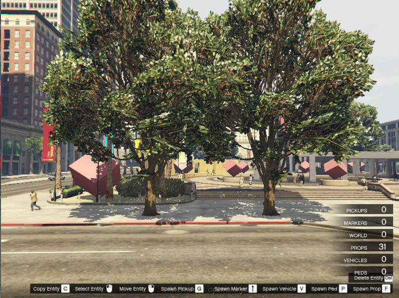 praça [map editor] [fivem] - GTA5-Mods com