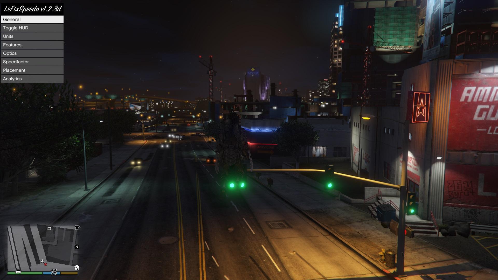 Predator - GTA5-Mods com