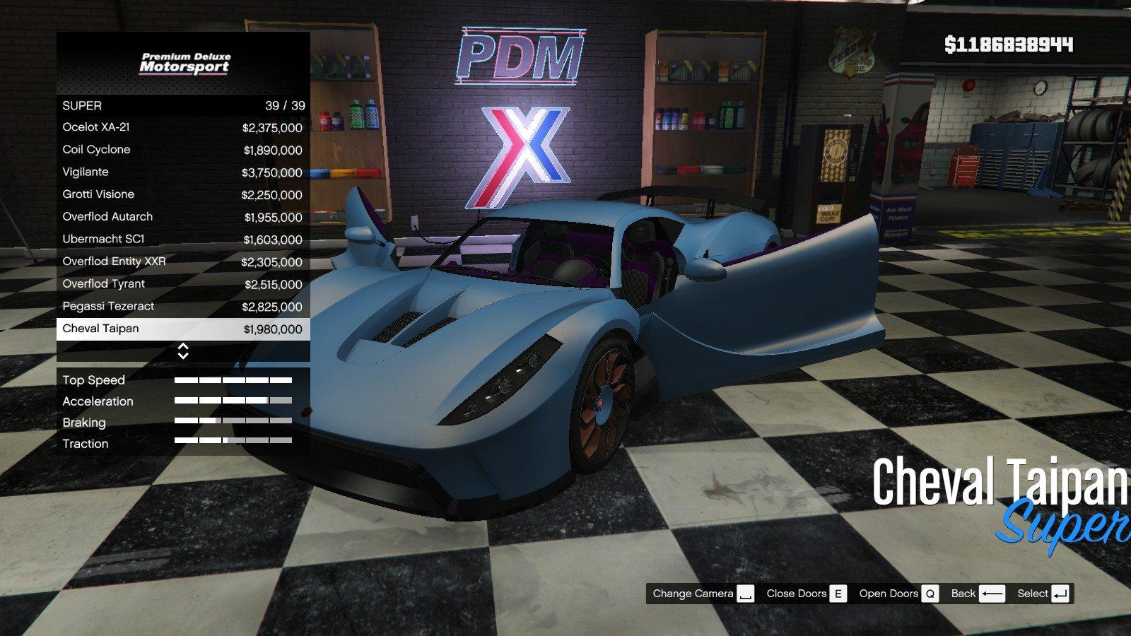 Premium Deluxe Motorsport Car Dealership - GTA5-Mods com