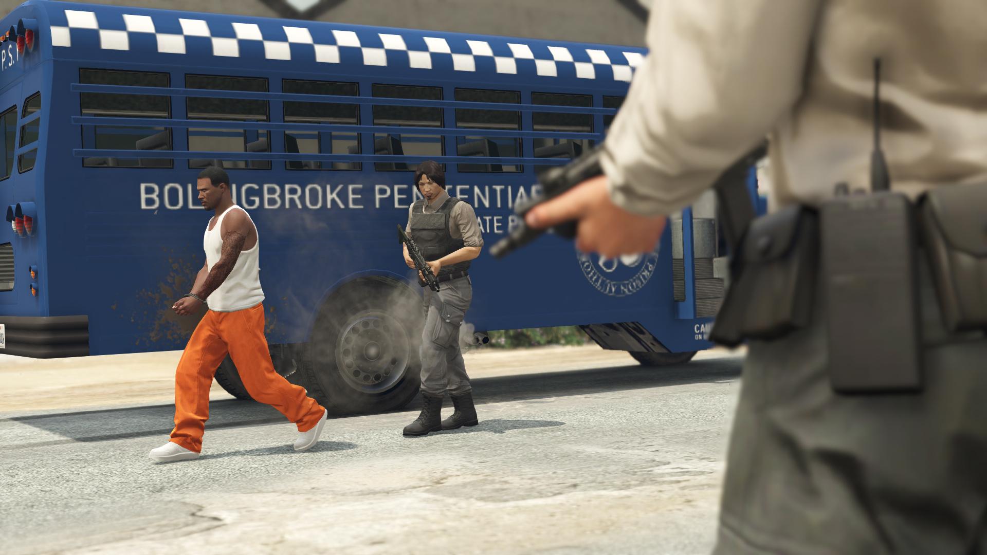 Prison Break Build A Mission Gta5 Mods Com