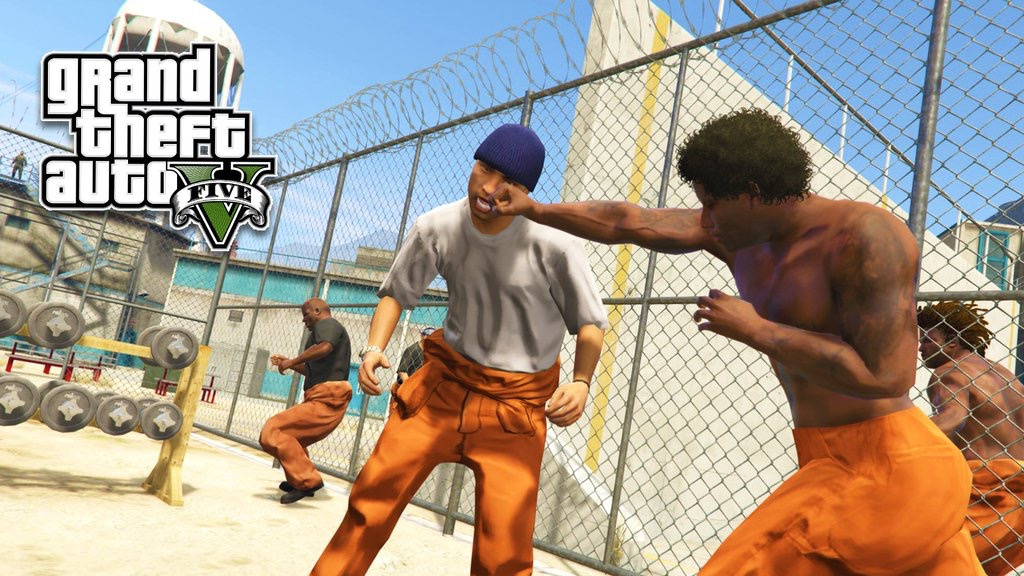 Prison Life - Gang system, Workout at gym, Jobs and more
