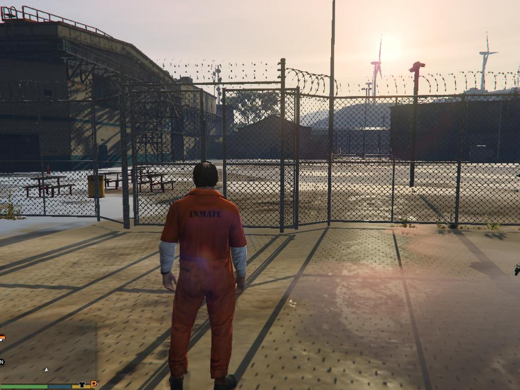 how to break out of prison in gta 5