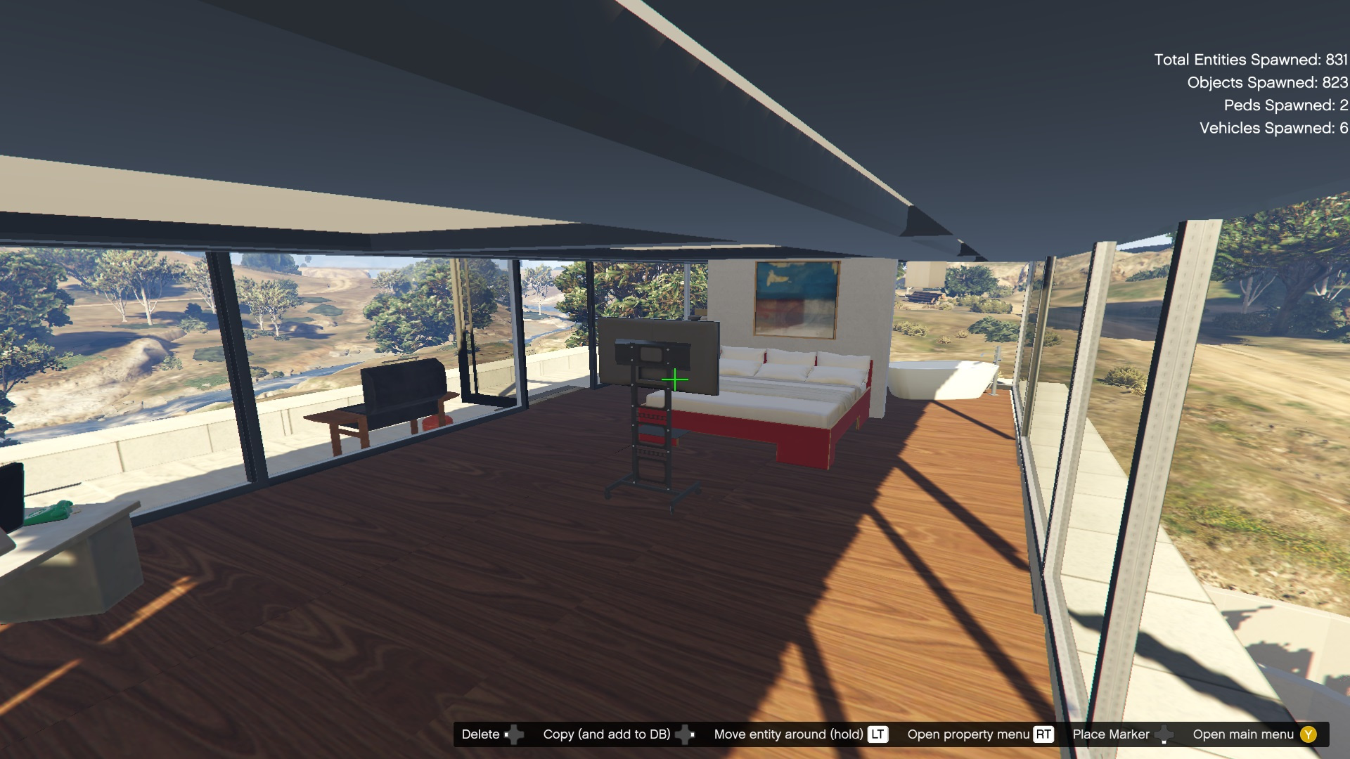 how to start private session gta 5