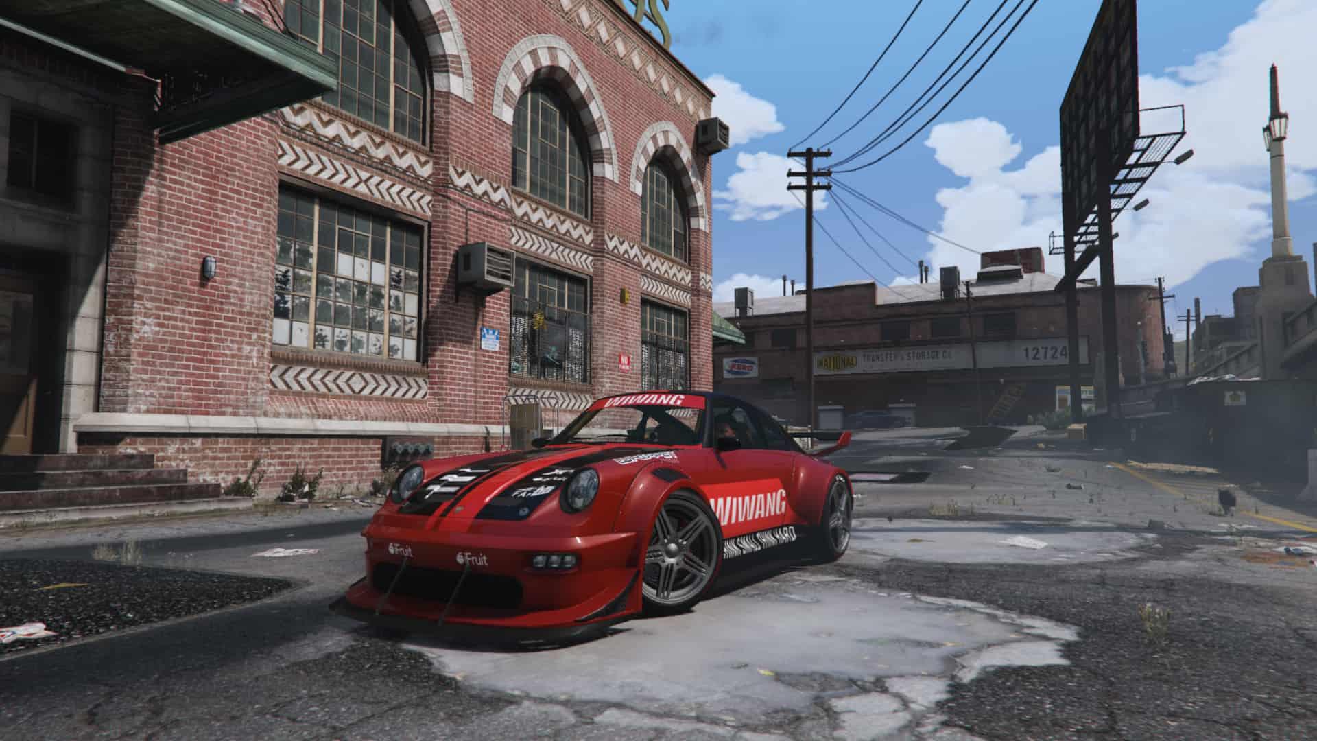 Project REVIVE -- GTA V Enhancement MOD - GTA5-Mods com