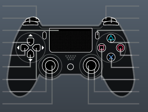PS4 Gamepad Icons - GTA5-Mods com
