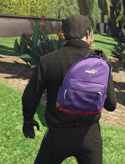 Gta 5 рюкзак рюкзак кенгуру мишка цена