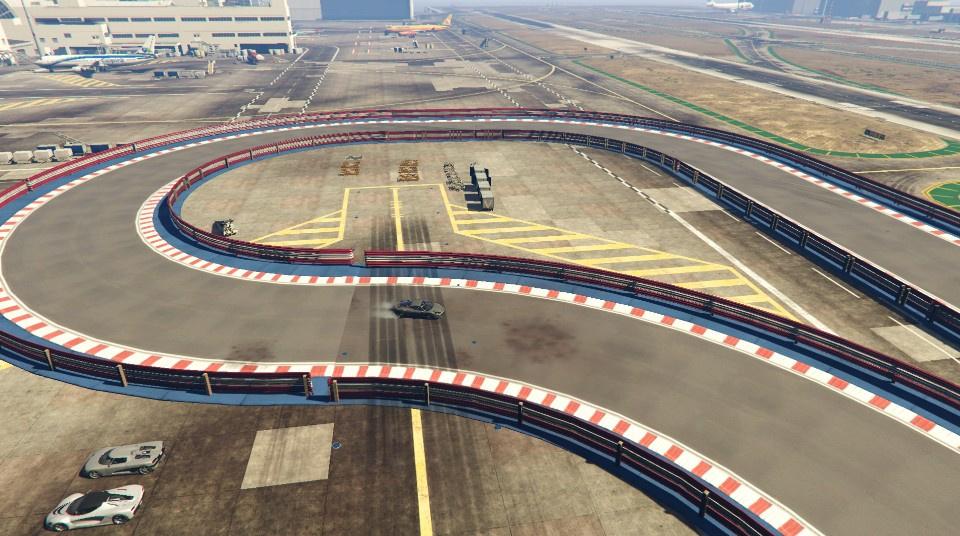 gta 5 how to make a race plaa