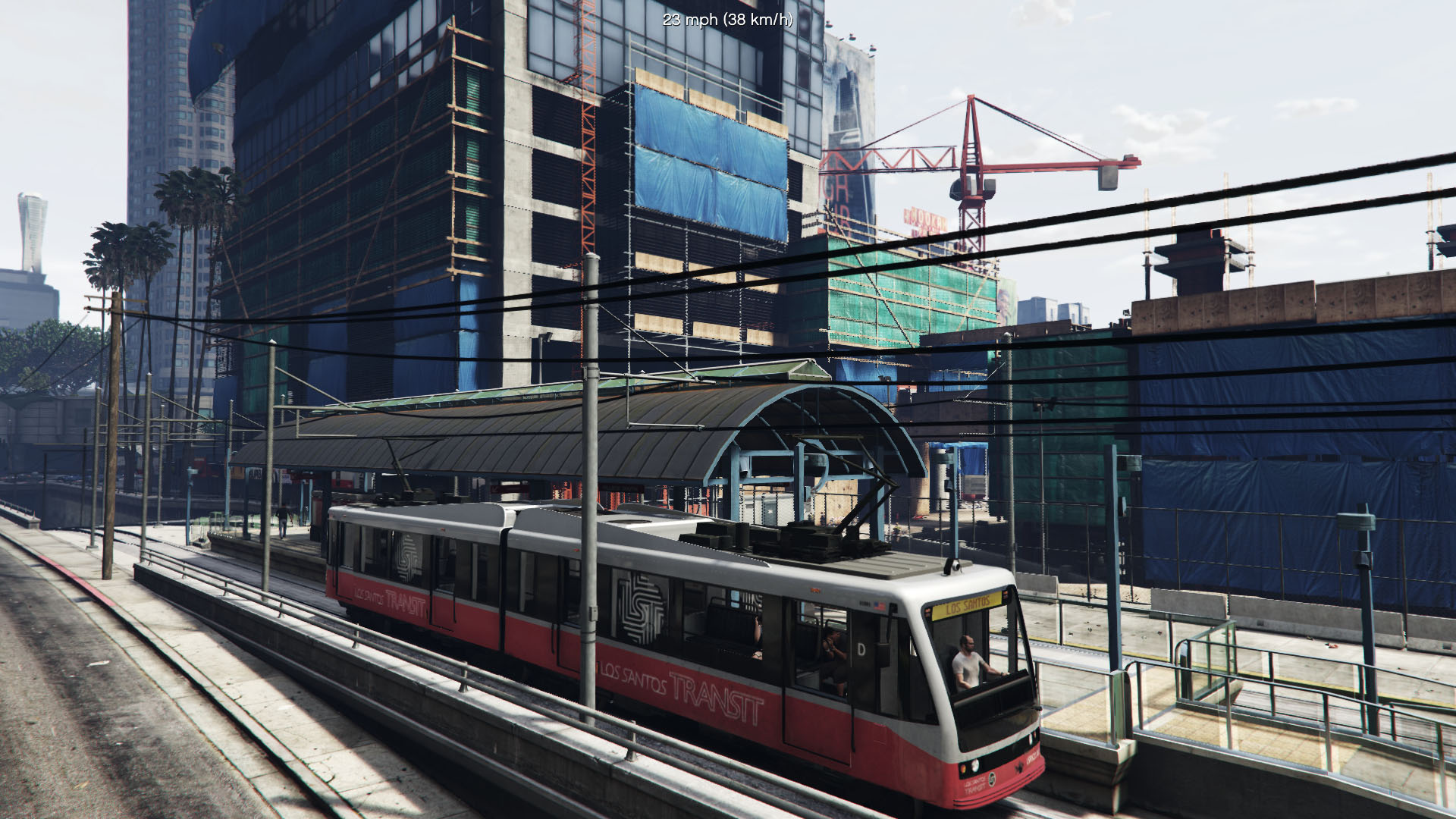 Railroad Engineer (train mod with derailment) - GTA5-Mods com
