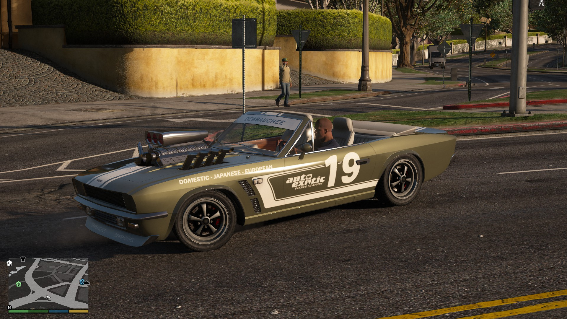Dewbauchee Rapid GT Classic Cabrio [Add-On / Replace ...