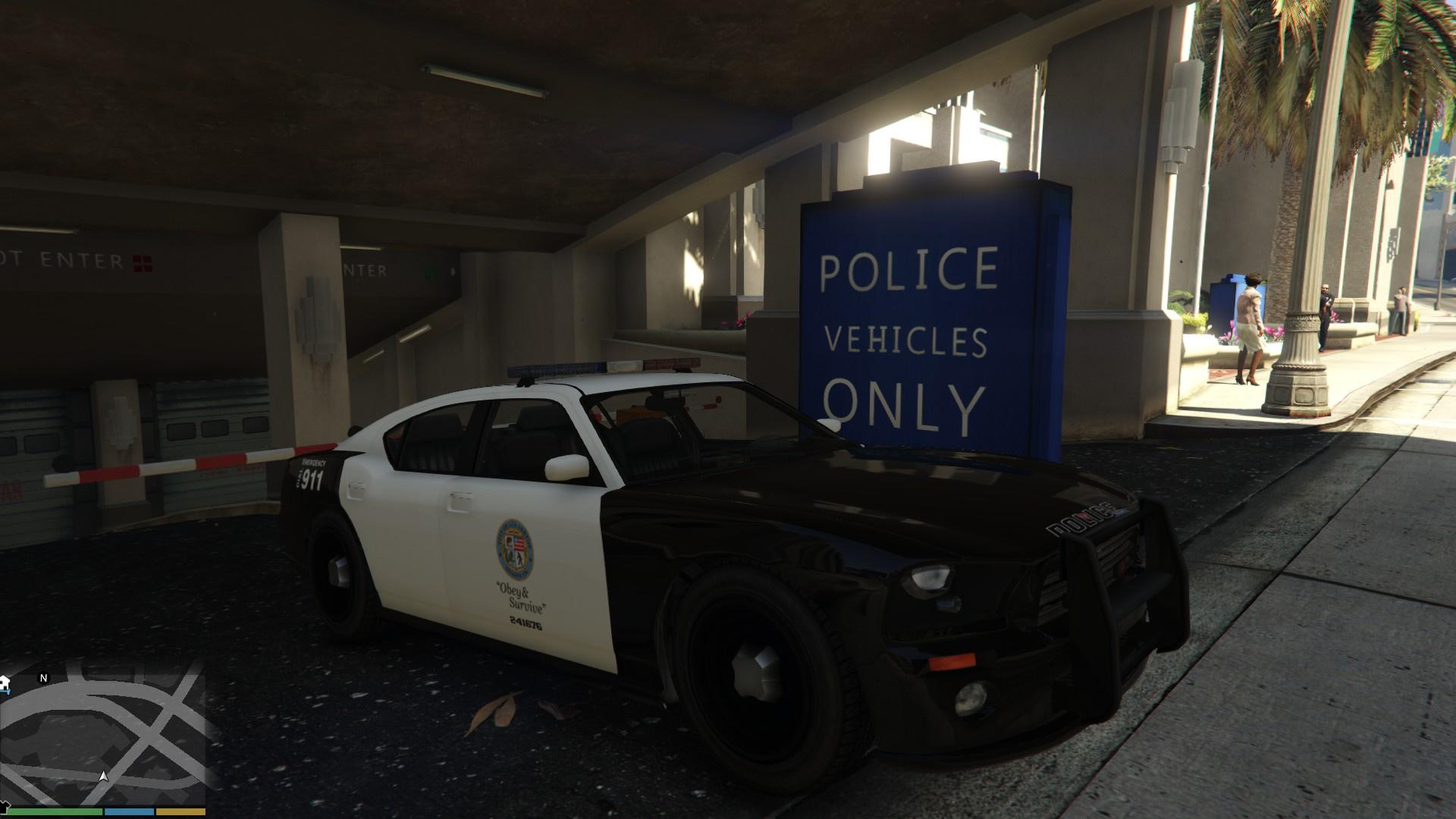 Rare Police Vehicles Spawn Naturally - GTA5-Mods com