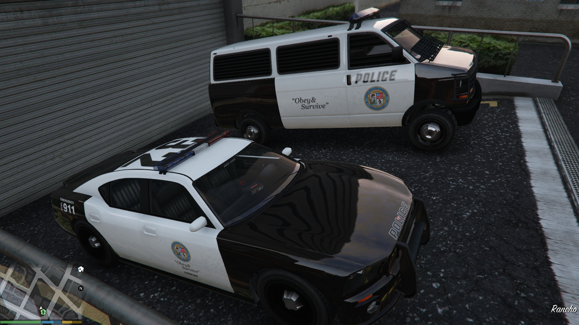 Rare Police Vehicles Spawn Naturally - GTA5-Mods.com
