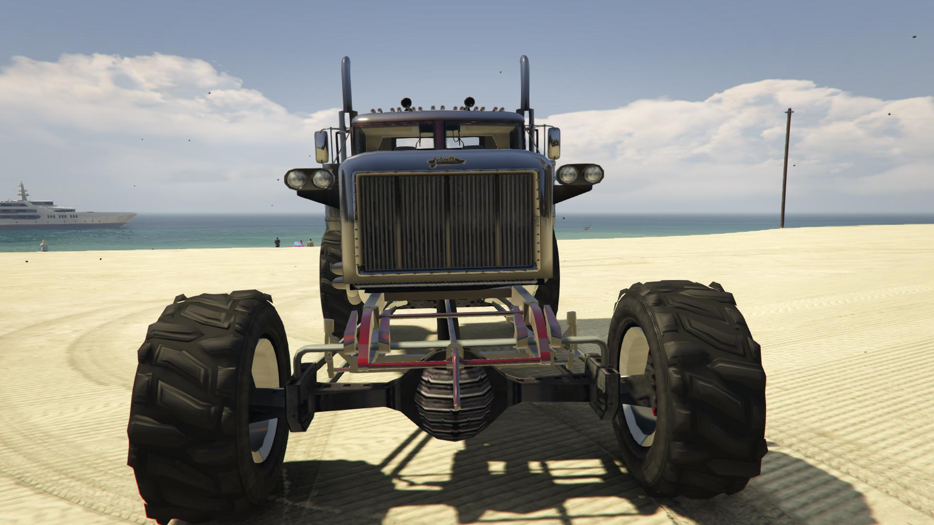 ratrod truck add on gta5. Black Bedroom Furniture Sets. Home Design Ideas