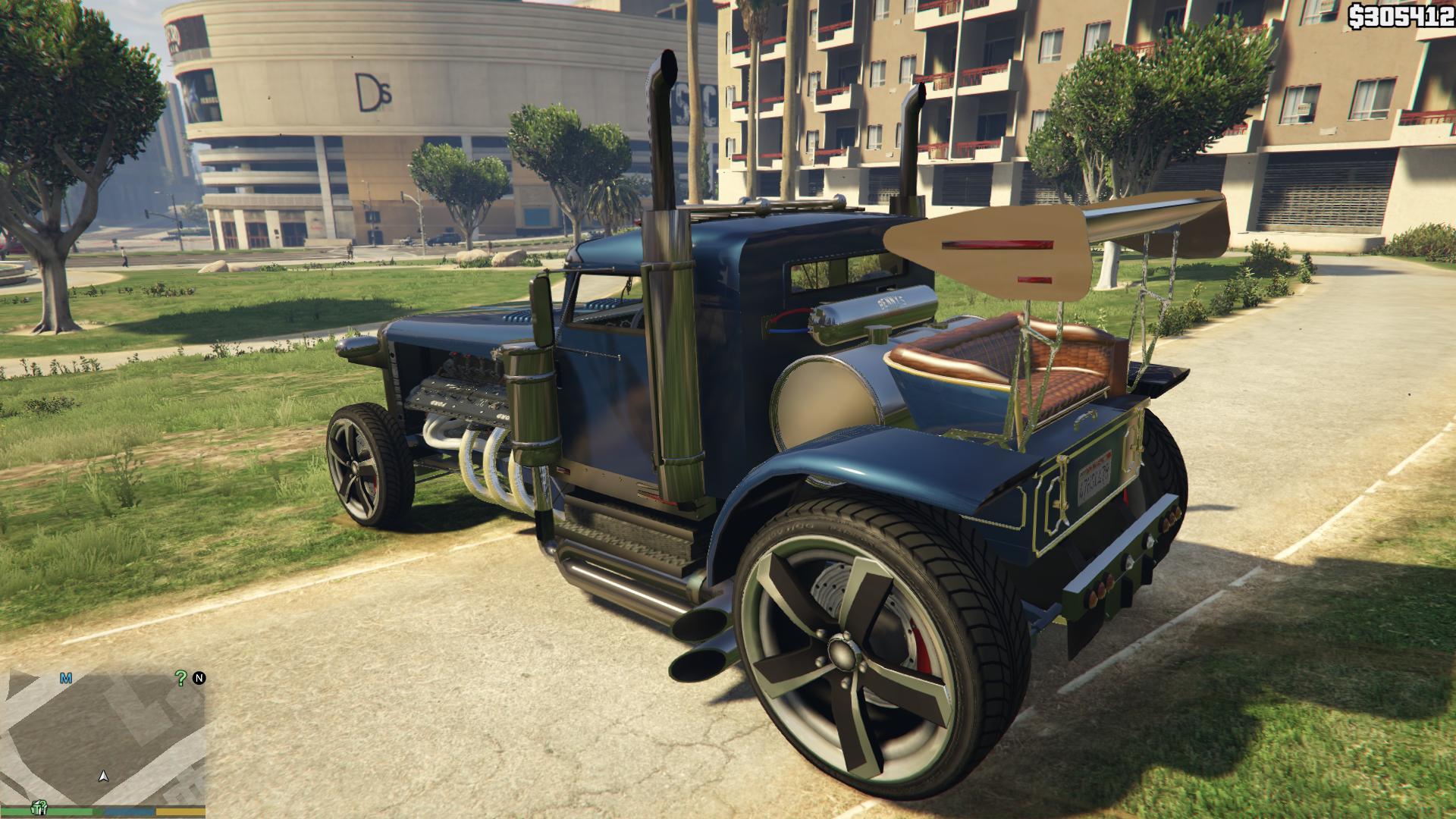 Gta 5 Trucks