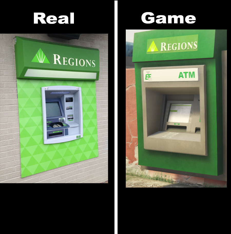 Welcome to GTA5-Mods.com            Real Shit: ATM's