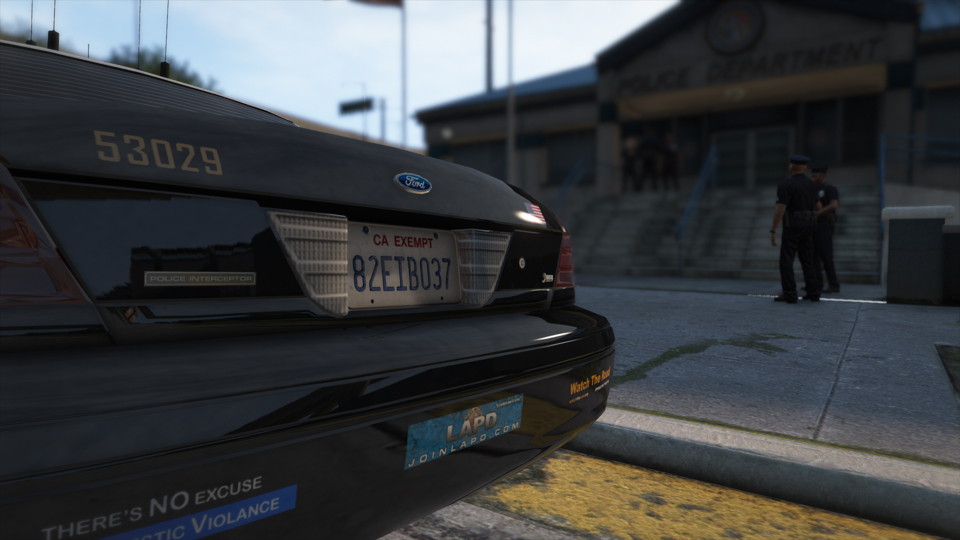 Real California and North Dakota License Plates - GTA5-Mods com