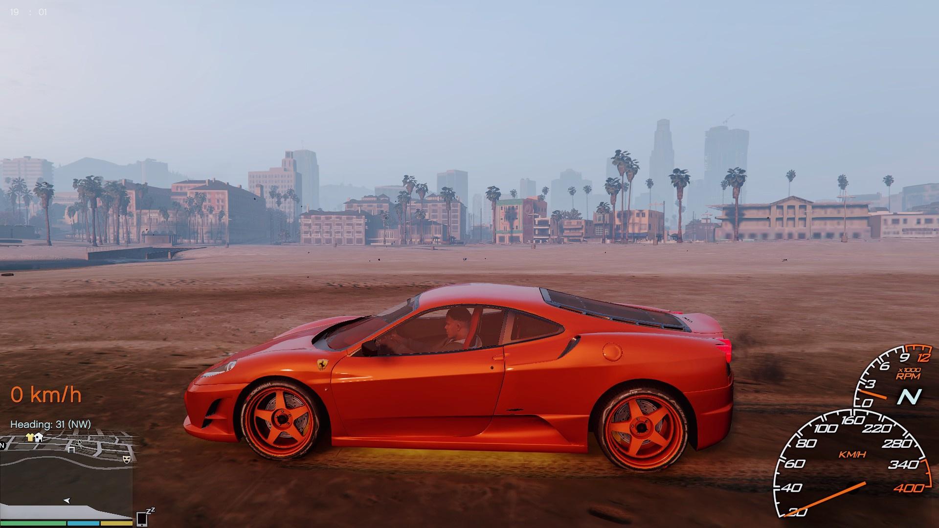Real Cars DLC experiment (No replace) - GTA5-Mods.com