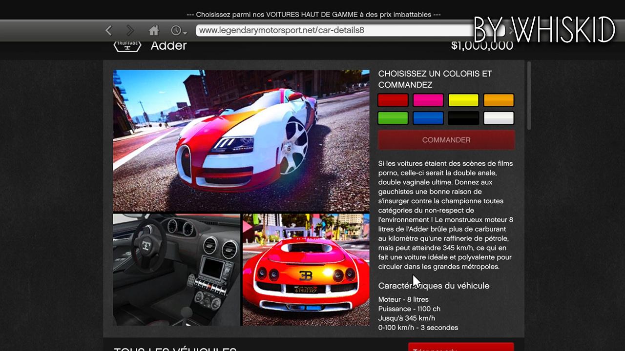 Gta 5 Legendary Motorsport