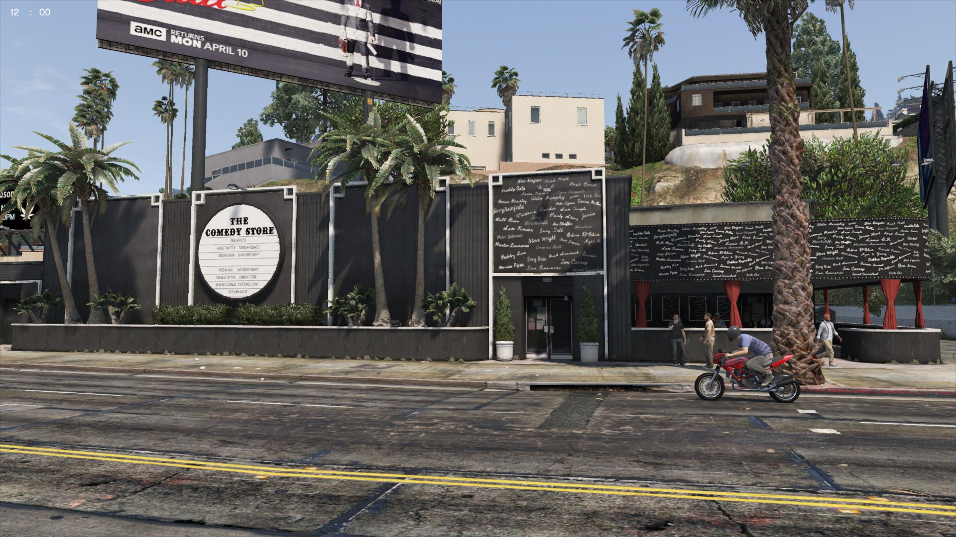 Real California Architecture - GTA5-Mods com