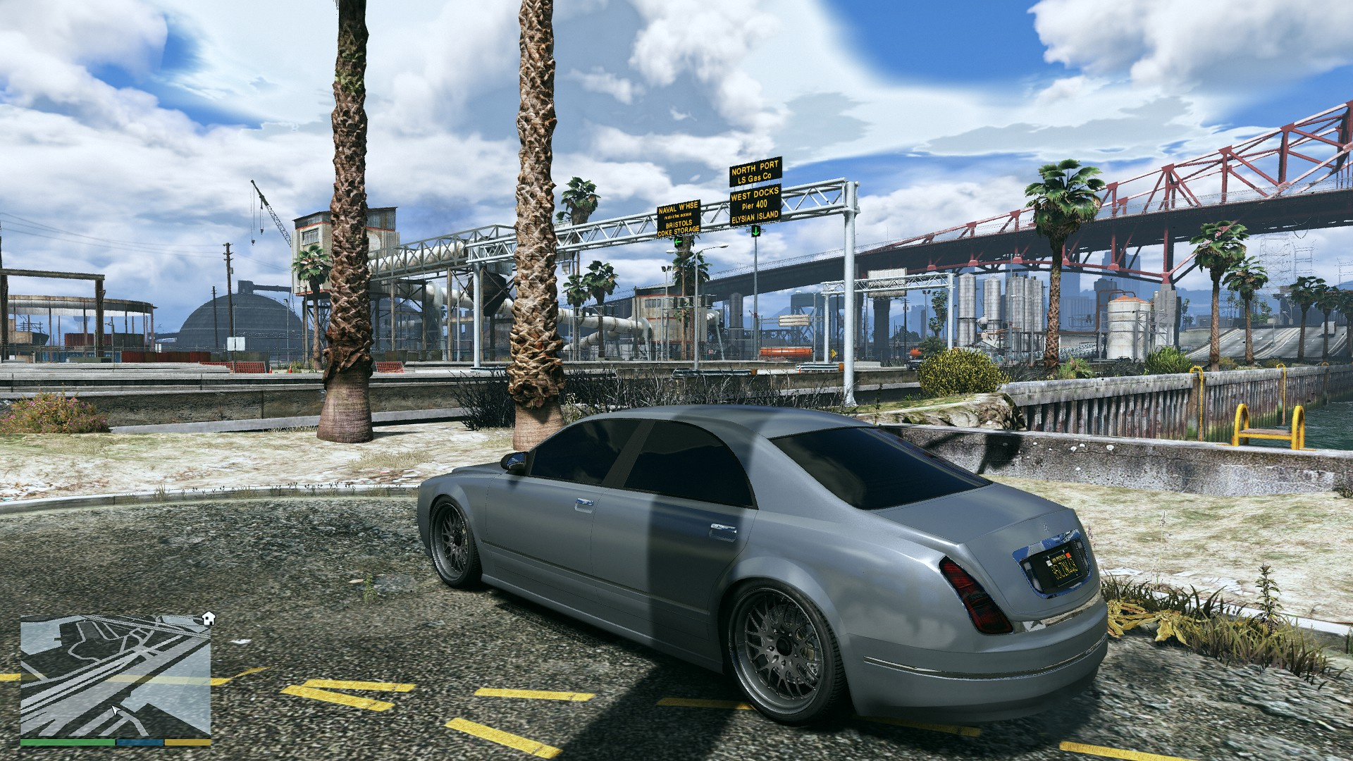 Real L A  for VisualV 1 2 (SweetFX) - GTA5-Mods com