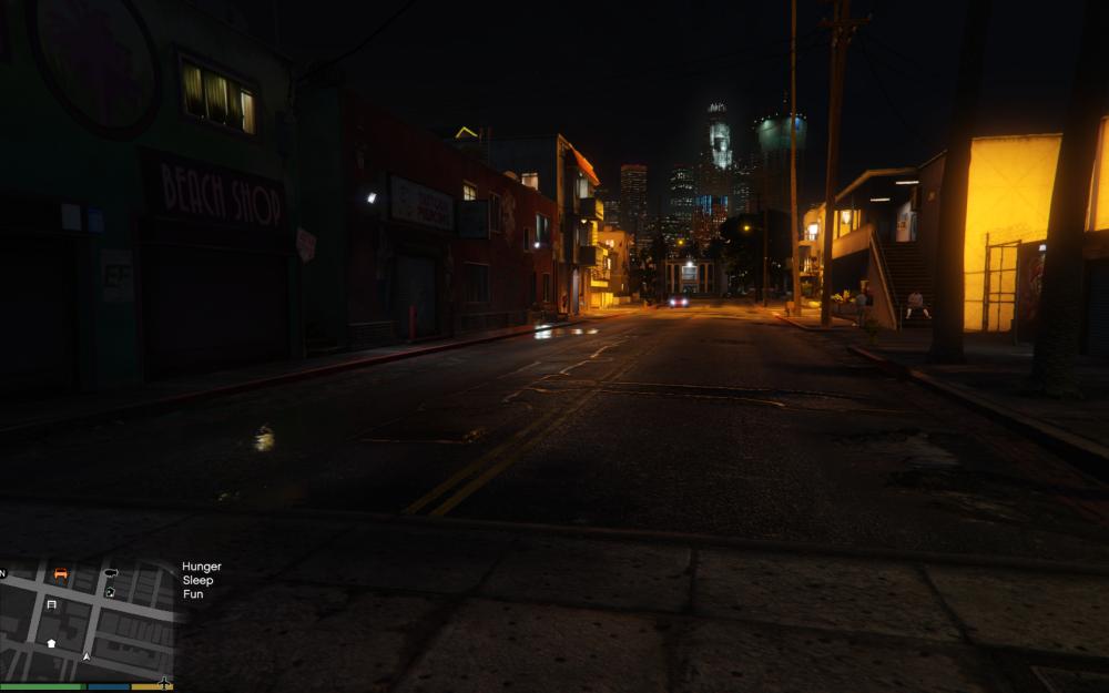 Real L A  Night ENB Series Config - GTA5-Mods com