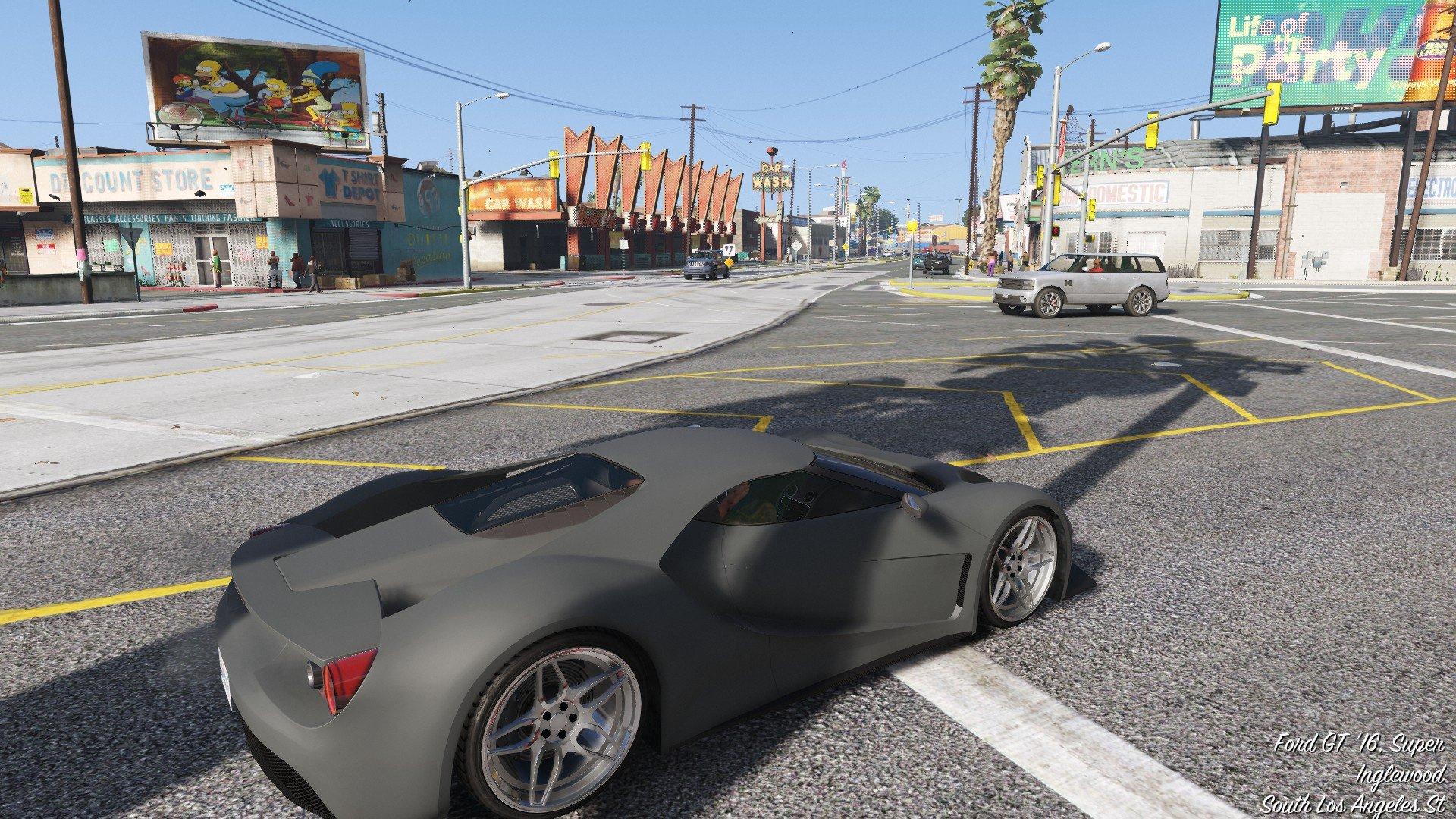 Real Life Car/Location Names