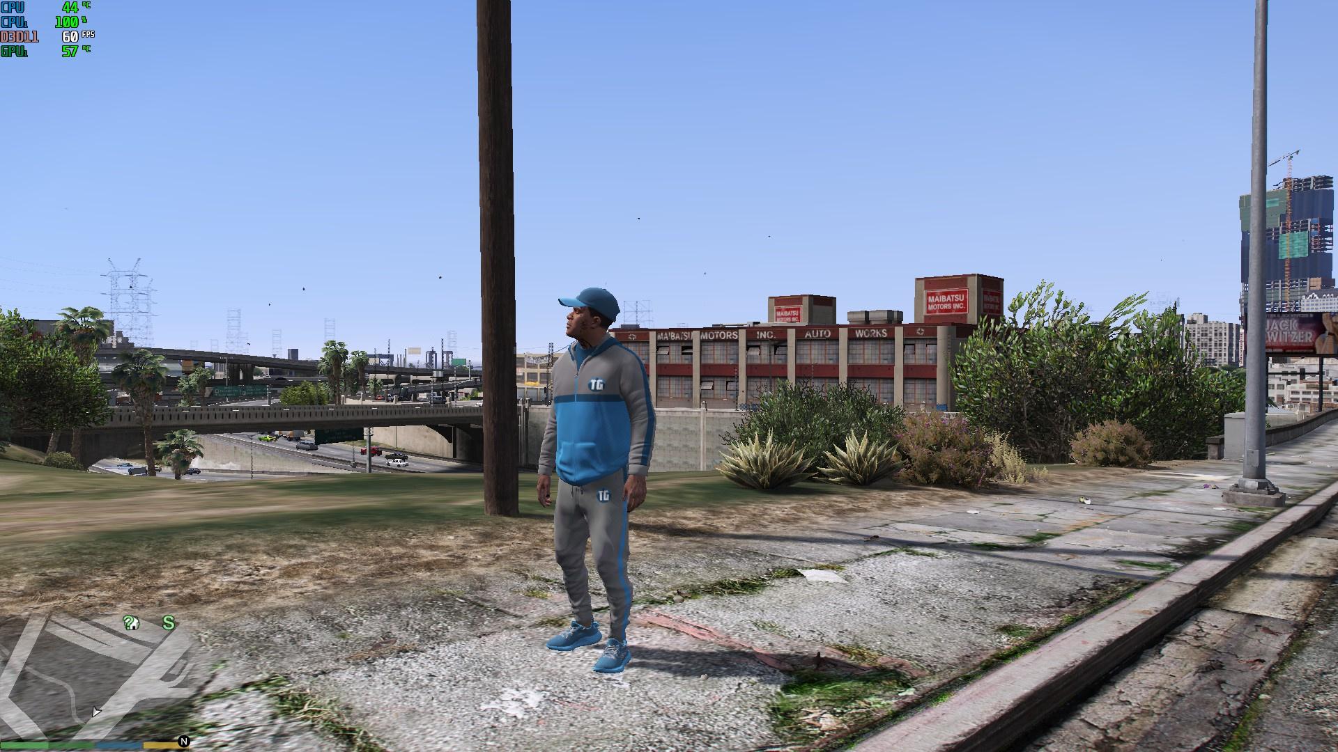 Real Life Thug Mod Tracksuits for Typical Gamer - GTA5-Mods com
