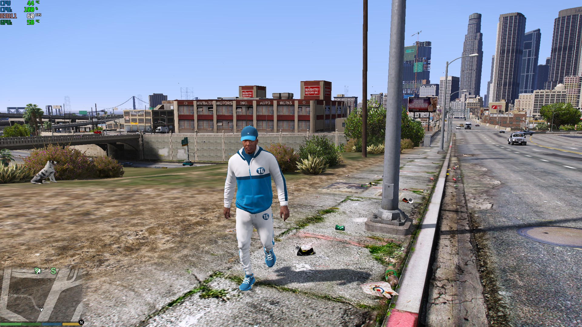 Real Life Thug Mod Tracksuits for Typical Gamer - GTA5-Mods com