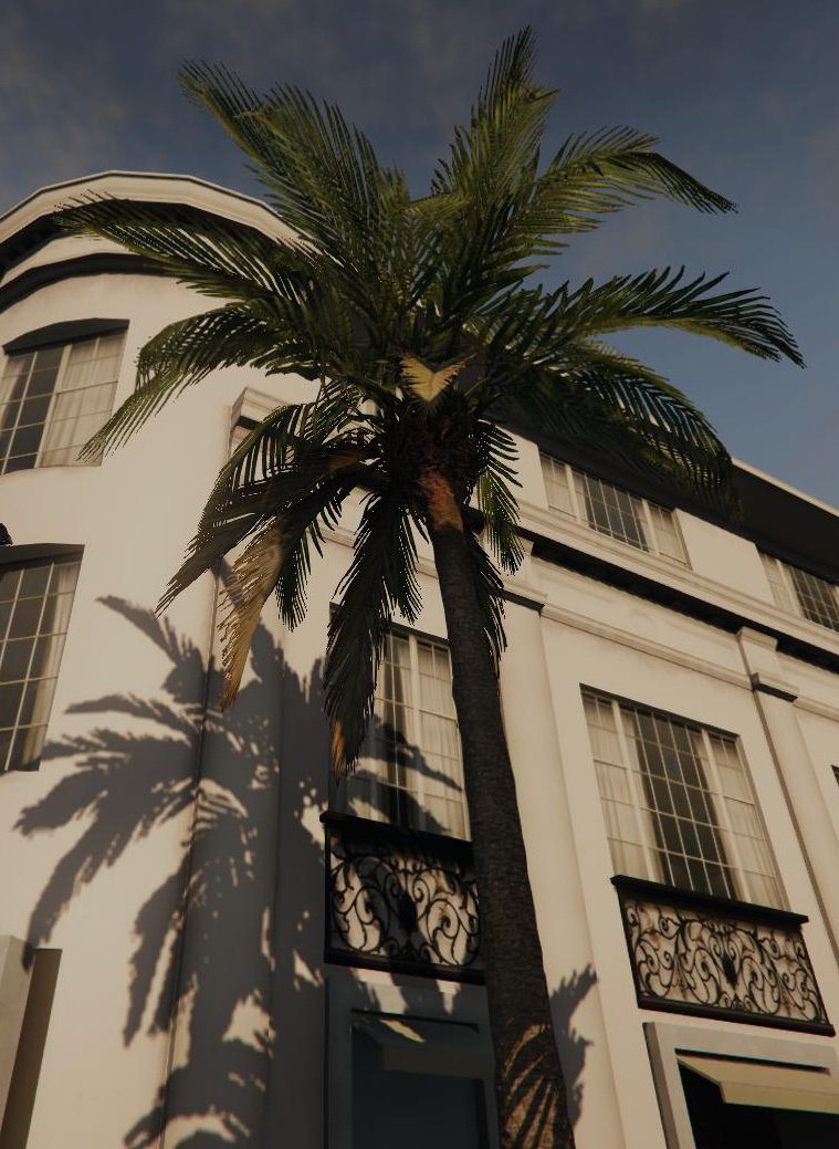 GTA V Real Palm Trees - GTA5-Mods com