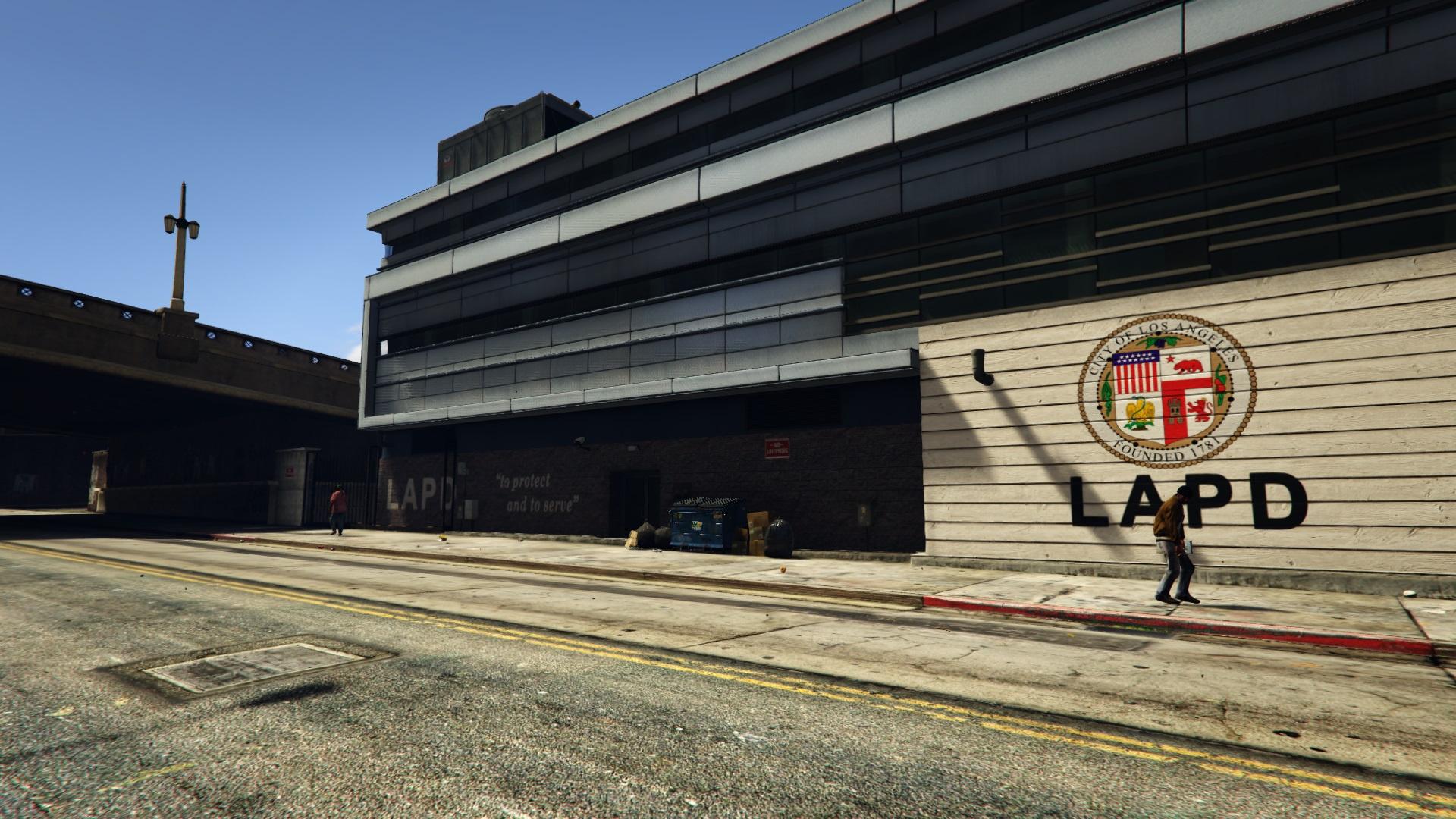 Real Police Stations - GTA5-Mods.com