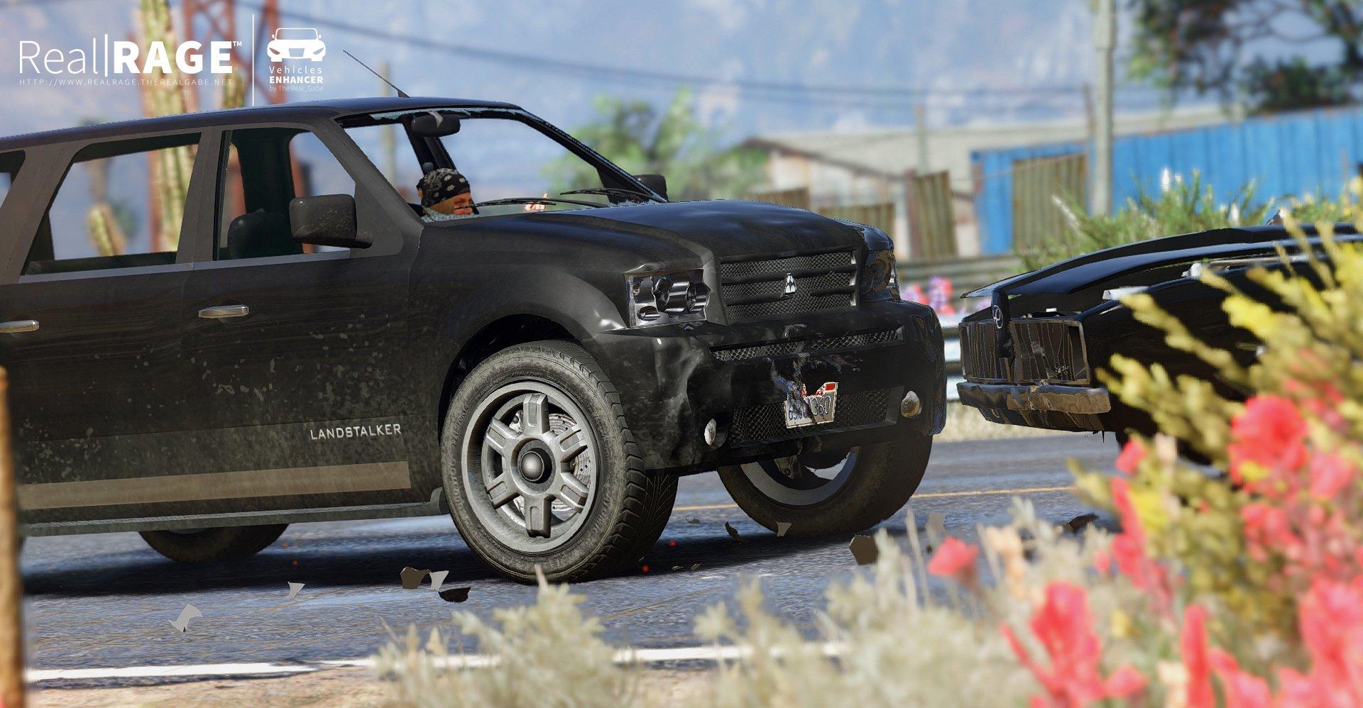 Real   RAGE™ - The GTA V Enhancer - GTA5-Mods com