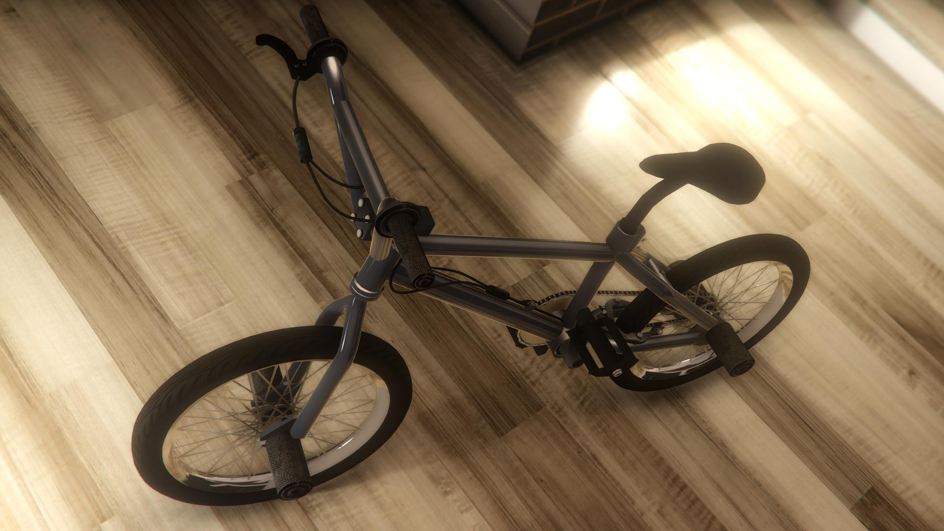 Real Freestyle Bmx Pack Replace
