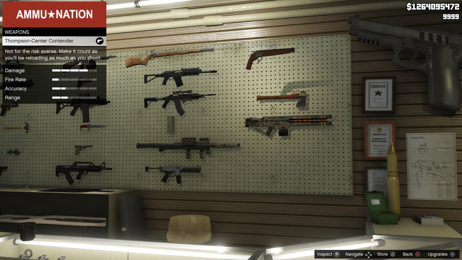 names weapon gta5 weapons gta updated v1 mods gtainside