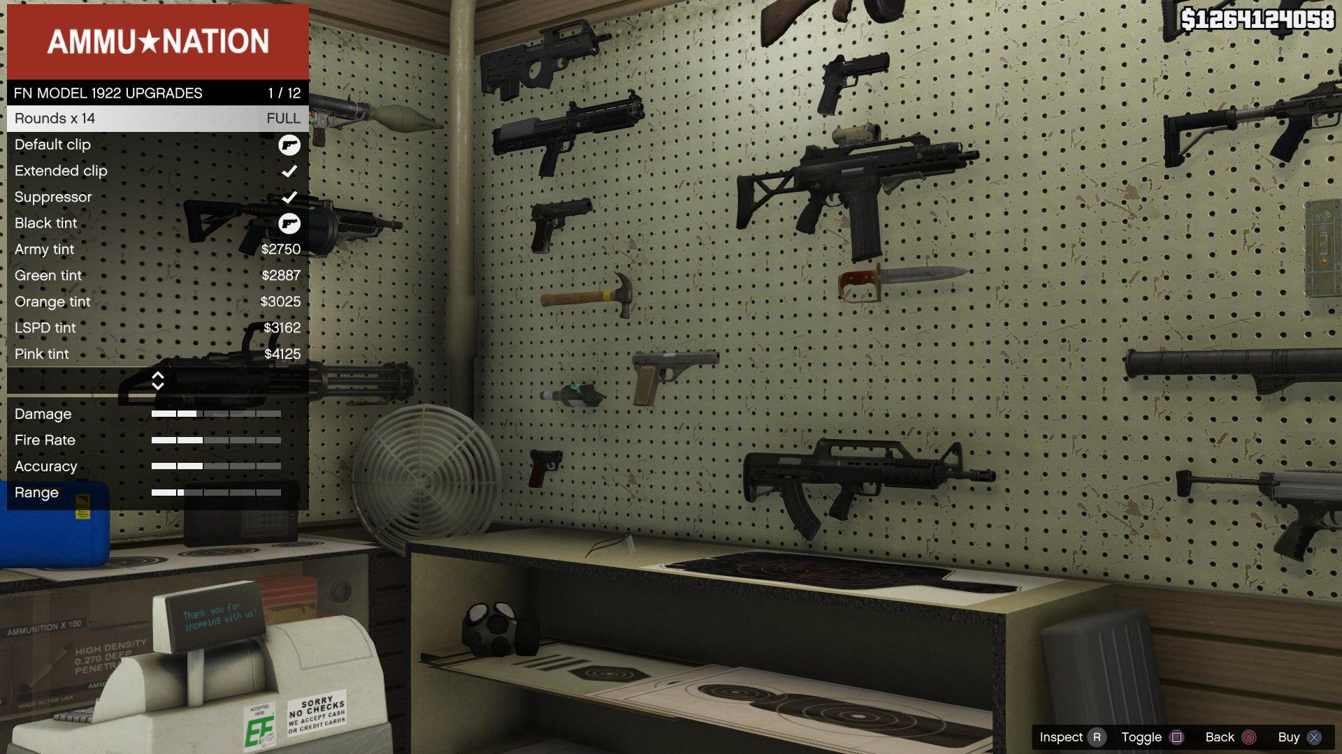 gta online laser gun
