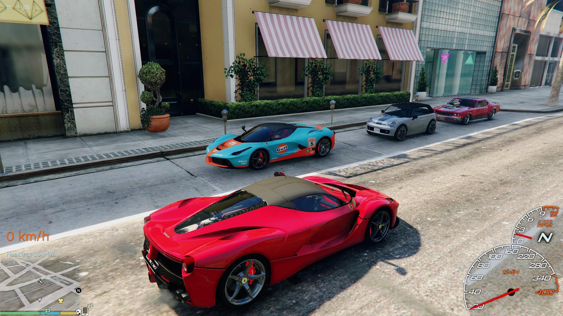 new cars in gta 5