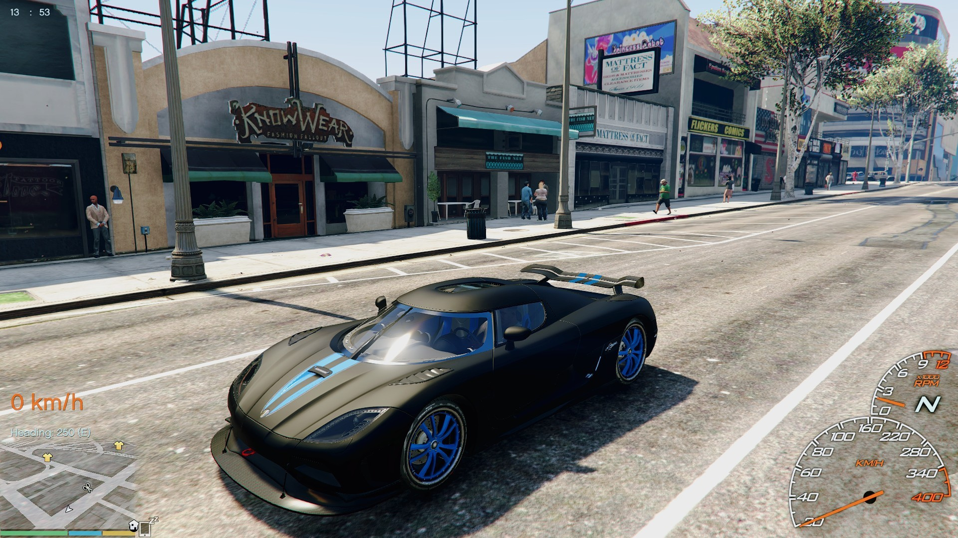 gta 5 real cars mod