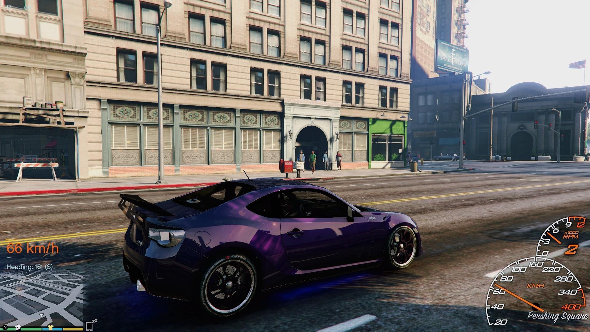 GTA V Police Car Pack