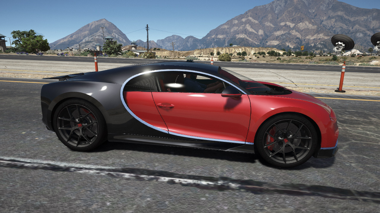Realistic Handling For Bugatti Chiron 2019 2017 Top Speed 420kmh